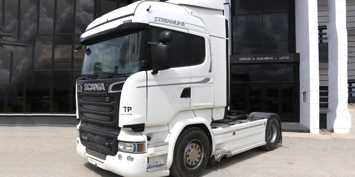 Scania R520 StreamLine V8