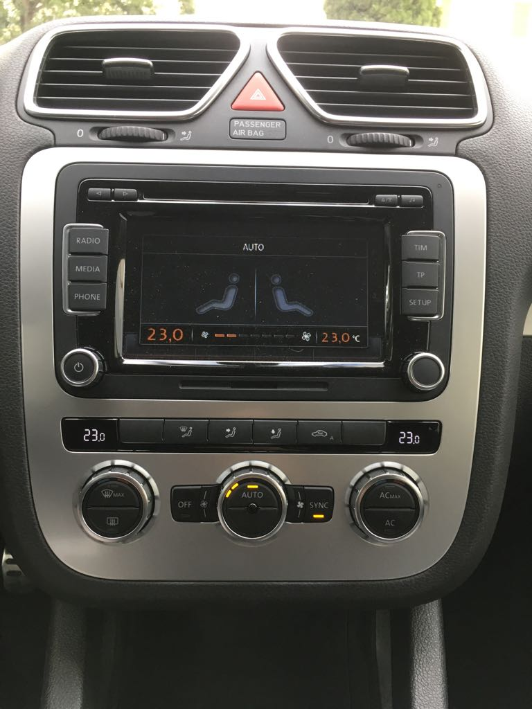 Scirocco Central • View topic - MY2009 to MY2010 Heater Controls