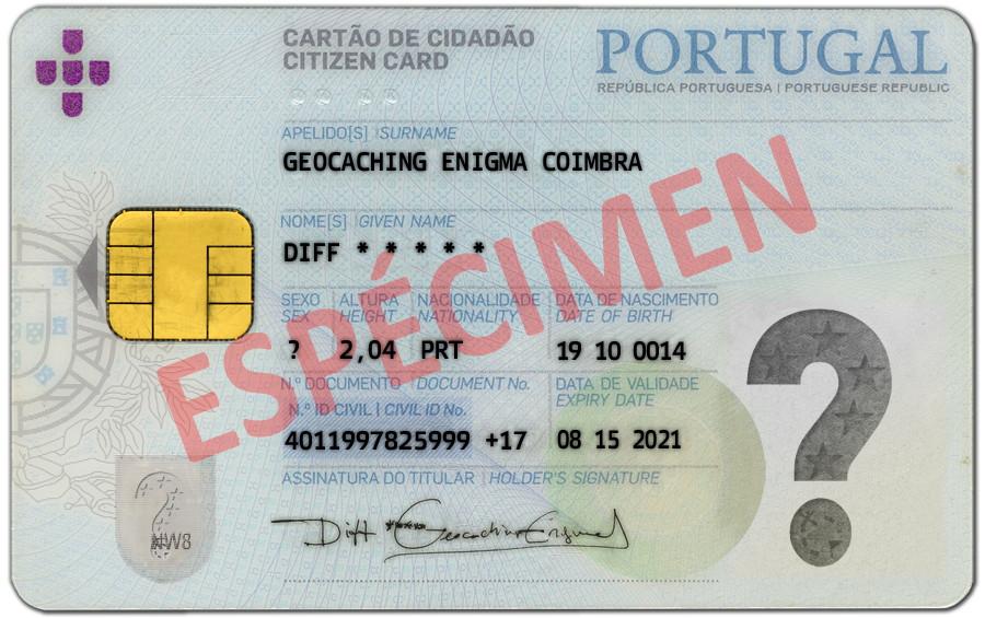 Cartão de Cidadão - Citizen Card